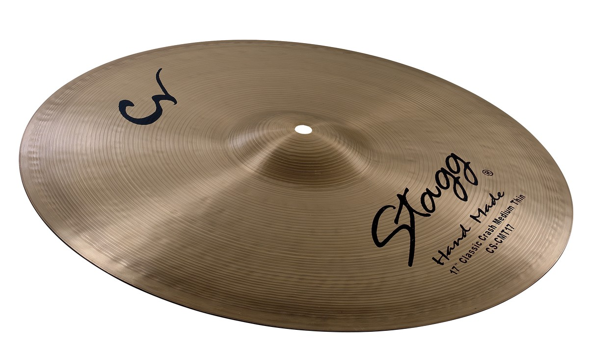 "Činel 18"" CLASSIC CRASH MEDIUM THIN"