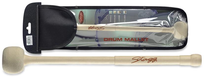 Stagg SMD-F2, palička na velký buben střední