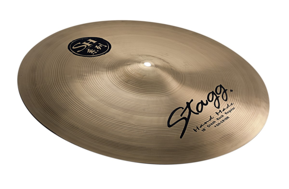 "Činel 18"" SH REGULAR CRASH ROCK"