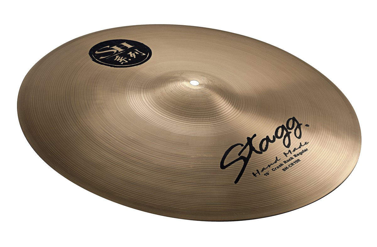 "Činel 19"" SH REGULAR CRASH ROCK"