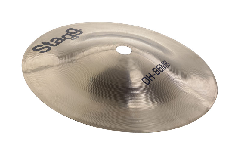 Stagg DH-B6MB, činel, medium bell 6""