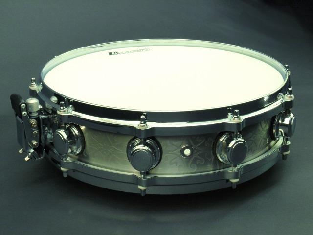 Dimavery SD-410 Snare Drum 14x3,5,piccolo