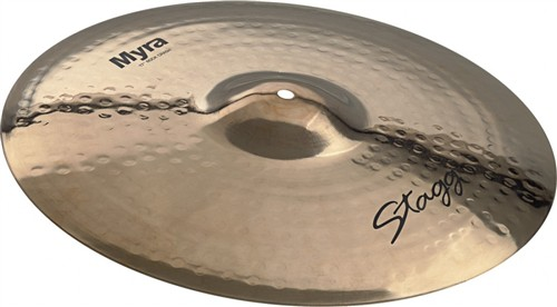 "Činel 16"" MYRA BRILLIANT CRASH ROCK"