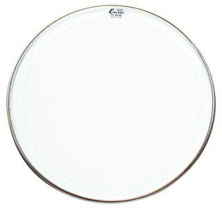 Remo Encore bicí blána Pwstrk3, Bass Clear Dot 24""