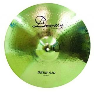 "Dimavery DBER-620MR činel, 19"" M-Ride"